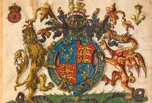 Armoriaux anglais - English rolls of arms / armorials
