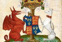 Héraldique anglaise - English Heraldry