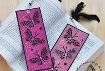 Bookmarks- marcadores de pagina / by Helena Maria Reis