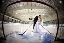 Wedding Theme: Ice Hockey Lovers