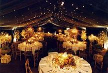 Wedding Theme: Under the Stars