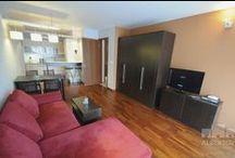 Krátkodobé pronájmy / Albertov Rental Apartments nabízí krátkodobé pronájmy plně vybavených bytů v centru Prahy, za výhodnou cenu. Minimální doba pronájmu 2 týdny.
