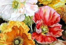 Figuras de poppies / by Helena Maria Reis