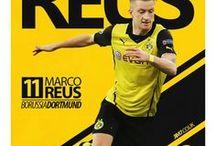 Borussia Dortmund / Black and Yellow / BVB