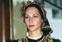 Greek traditional dress from Thessalia / I want to have one made and want to get original/traditional items.