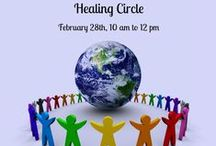 Events / Upcoming Circle of Light Ministries events