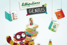 GENIUS / The Lilliputiens GENIUS range stimulates curiosity and creativity! 30 toys and games for children aged between 6 months and 6 years with the aim to kindle children's interest and help them to develop through playing.  Whether to share a family moment, kindle their interest and creativity or improve the child's memory or skills, Lilliputiens GENIUS includes all sorts of fun and smart games.  Growing up while enjoying yourself, what could be more fun?