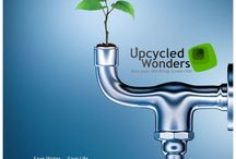 Up(Re)cycling Facts and Tips / Interesting and useful tips about Recycling materials and stuffs