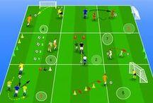 Top Allenatori / www.topallenatori.it Allenamento di Calcio, esercizi di calcio