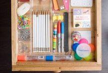Organise - Drawer