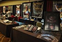 Conventions / Artists from Arrows and Embers: Jason Dasaro and Sean Ambrose at the Boston Tattoo Convention 2015