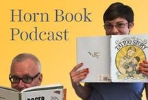 The Horn Book Podcast / Horn Book editor in chief Roger Sutton and Horn Book Guide editorial assistant Siân Gaetano engage in ongoing conversations in the children's literature field and start some of their own. Find the Horn Book Podcast on iTunes (http://tinyurl.com/hbpodcastitunes), Stitcher (http://tinyurl.com/hbpodcaststitcher), and Soundcloud (http://tinyurl.com/hbpodcastsoundcloud).