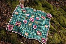 afghan, blanket and other amazing projects