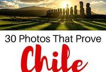 Reistips Chili / Reisblogs en infographics over Chili (Nederlands- en Engelstalig).