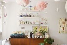 Pretty Spaces / by Sarah Arkanoff