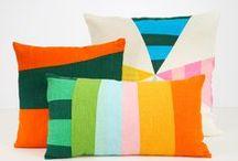 pillows pillows pillows / by Meri Cherry