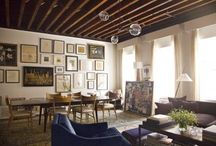 Inspirations / Interior and exterior design  / by Aisling Ackerman