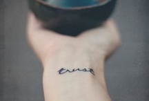 Someday I'll have a Tattoo