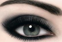 eye makeup / by Natasha Haines