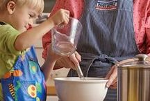 Cooking with Kids / by UrbanSitter