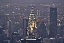 NYC / by Susan Raisch