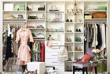 Closet / by Domestic Fashionista