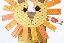 DIY: Crafts & Paper Crafts / Easy Craft Ideas,Paper Crafts, Kids Crafts, & Holiday Crafts & More / by Sameramese's Inspiration ʚįɞ✿ღ