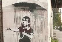 Street Art / Street Art Inspiration