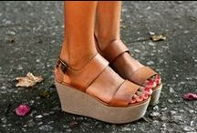 Footwear / by Lauren Wilkins