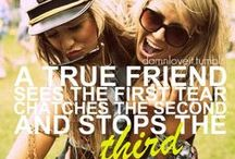 BFF Quotes / by Deana Crider