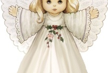 Christmas Angels / by Wendy Garner