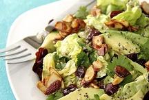 Salads / by Tina S.