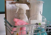 Cleaning Tips / by Deana Crider