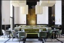 "Design : Restaurants, Cafés & Bars / by Reynaldo ""ZAPP"" Maldonado"