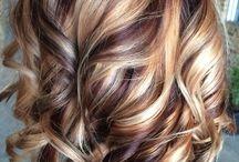 Hair Cuts/Colour / by Stephanie Chevrier