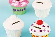 Cupcake Crafts