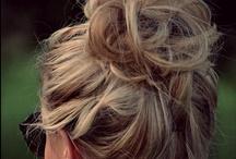 Hair ideas / by Brooke B