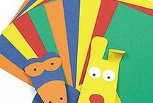 Card Craft / Start with a blank card then use your imagination...