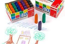 Colouring In / All you need to colour, paint and decorate your world (and crafts)!