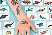 Temporary Tattoos / Kids love temporary tattoos, and they are a winner at school fun days, fetes and bazaars