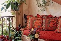 MEXICAN INTERIORS / by Marlene Goldsmith