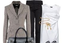 My style - Fall / Spring / by Holly Ross