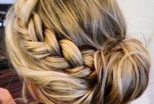 Hairstyles / Hairstyles and hairstyling