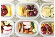 Healthy Eats / Healthy everyday meals...that actually taste good. / by Domestic Fashionista