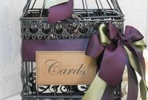 Purple Winter Bridal Shower | Purple Winter Wedding / For the bride who has chosen purple as her wedding color, I'm collecting pretty Purple Winter Bridal Shower and Purple Winter Wedding invitations, wedding stationery,  ideas, for decorating, food ideas to serve at the shower, favors and everything else in all shades of purpliciousness for your most romantic days.   www.seasonalshowers.com