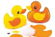 Animal Magic / All our favourite animals in crafty form, from stickers, to templates to masks!
