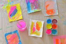 Process Art for Kids / by Meri Cherry
