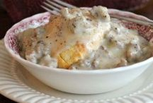 Best Southern Breakfast Recipes / This board features the very BEST Southern breakfast recipes that you can eat all day long!  Vertical pins only, limit long pins.  Collaborators by invitation only. Thanks!