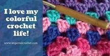 Imperial Crochet / Everything Crochet!  Imperial Crochet is the name of my new Etsy shop and blog.  I'll be sharing my creations and blog posts here. I'll also be sharing fun stuff and gift ideas that all crocheters will love. Thanks for following!  www.imperialcrochet.com