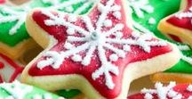 Christmas Recipes / All things savory and sweet to make your Christmas merry and bright. (Contributors by invitation only)